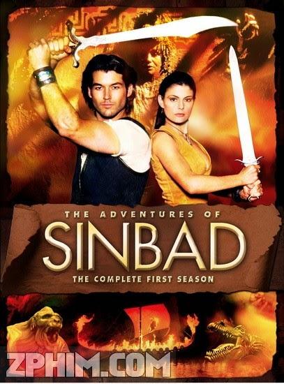Những Cuộc Phiêu Lưu Của Sinbad - The Adventures Of Sinbad (1996) Poster