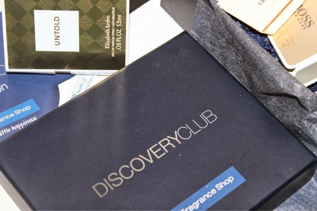 The Fragrance Club Discovery Box 4th Edition