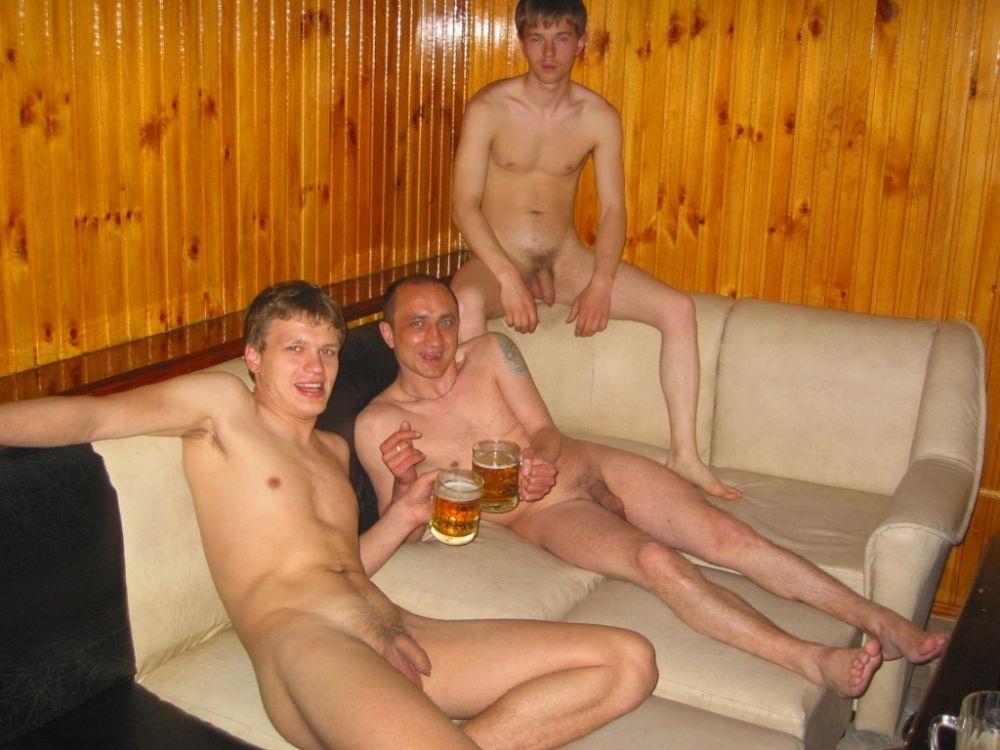 Голые Мужики В Русской Бане Фото