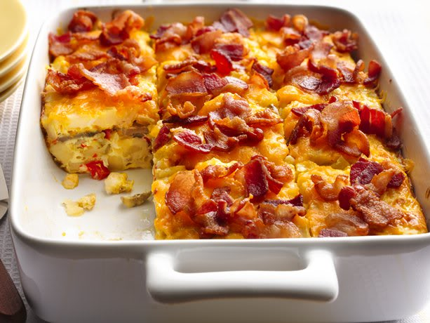 My Favorite Things: 40 Breakfast Casseroles {Holiday Christmas Brunch ...