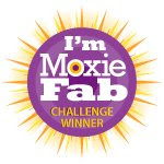 Moxi Fab - card week challenge winner