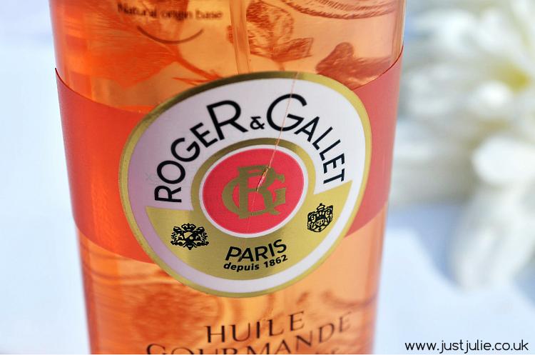 Roger & Gallet Fleur de Figuier Huile Gourmande Ultra Nourishing Oil