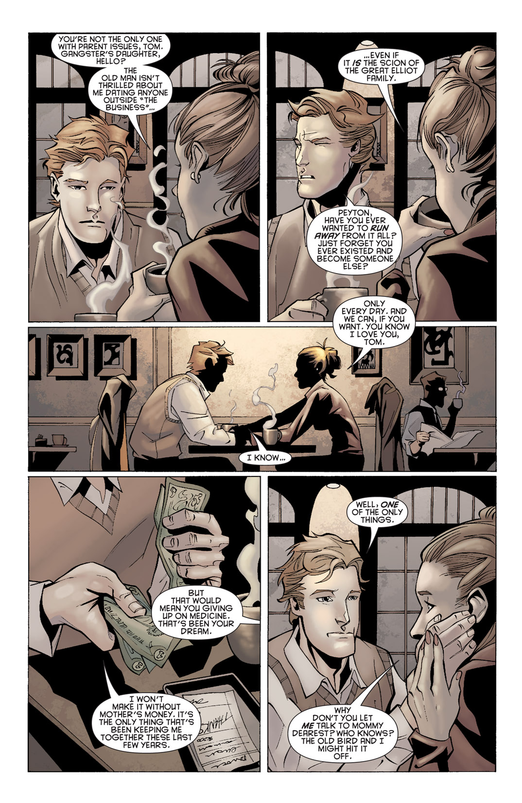 Detective Comics (1937) Issue #849 Page 11