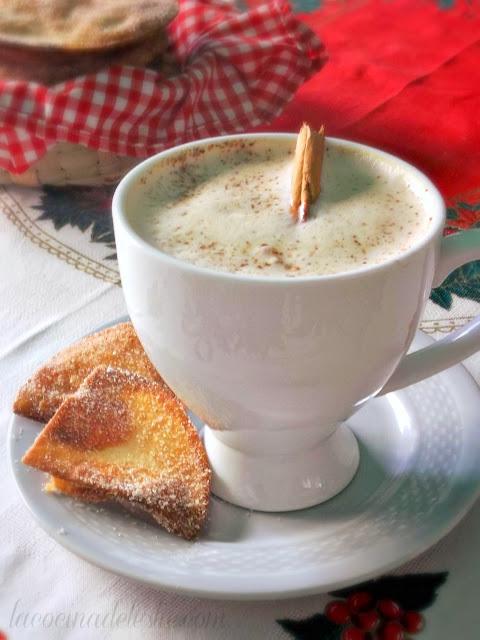 Cafe con Leche - lacocinadeleslie.com