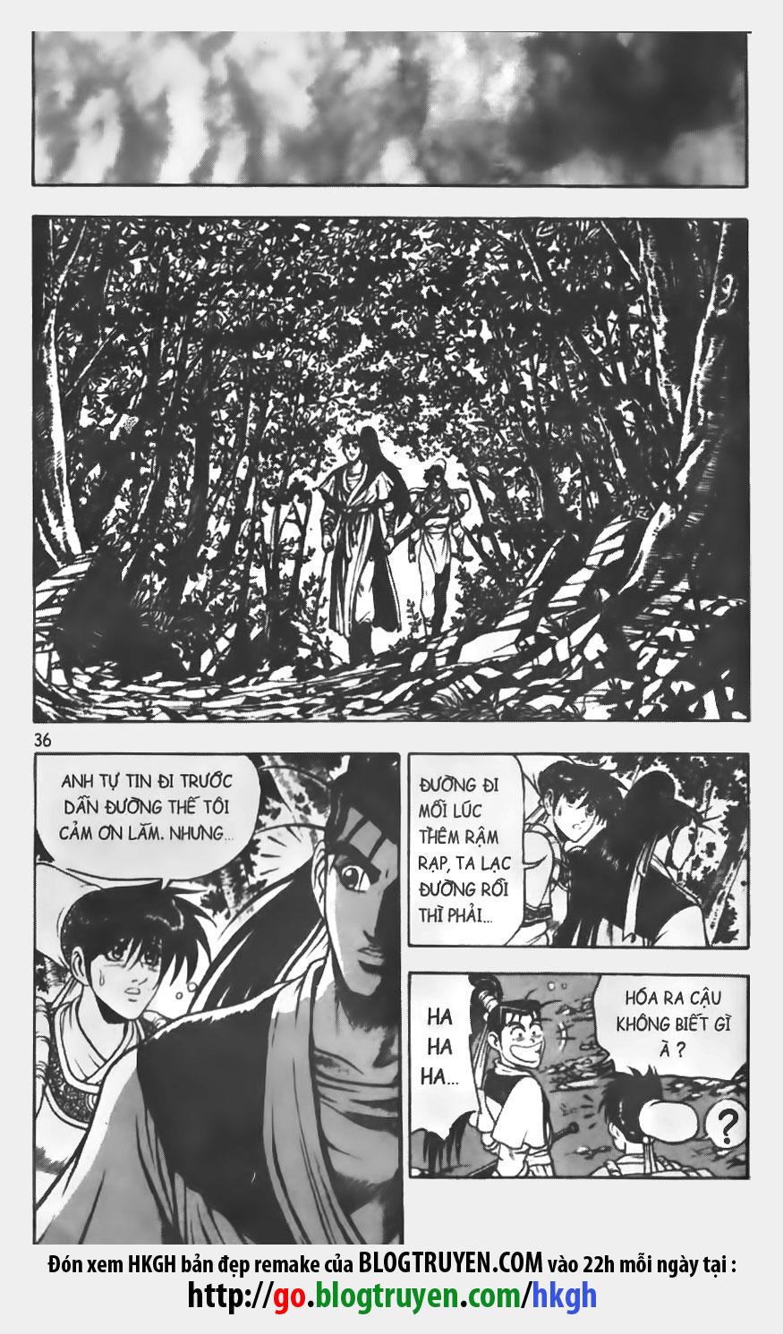 Hiệp Khách Giang Hồ - Hiệp Khách Giang Hồ Chap 071 - Pic 6
