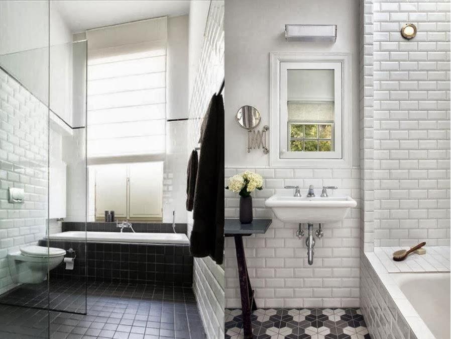 Decotips usar azulejos de metro para decorar decoraci n for Decoracion de azulejos