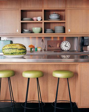Mania de nanda cozinhas que inspiram Kitchen design ideas for townhouse