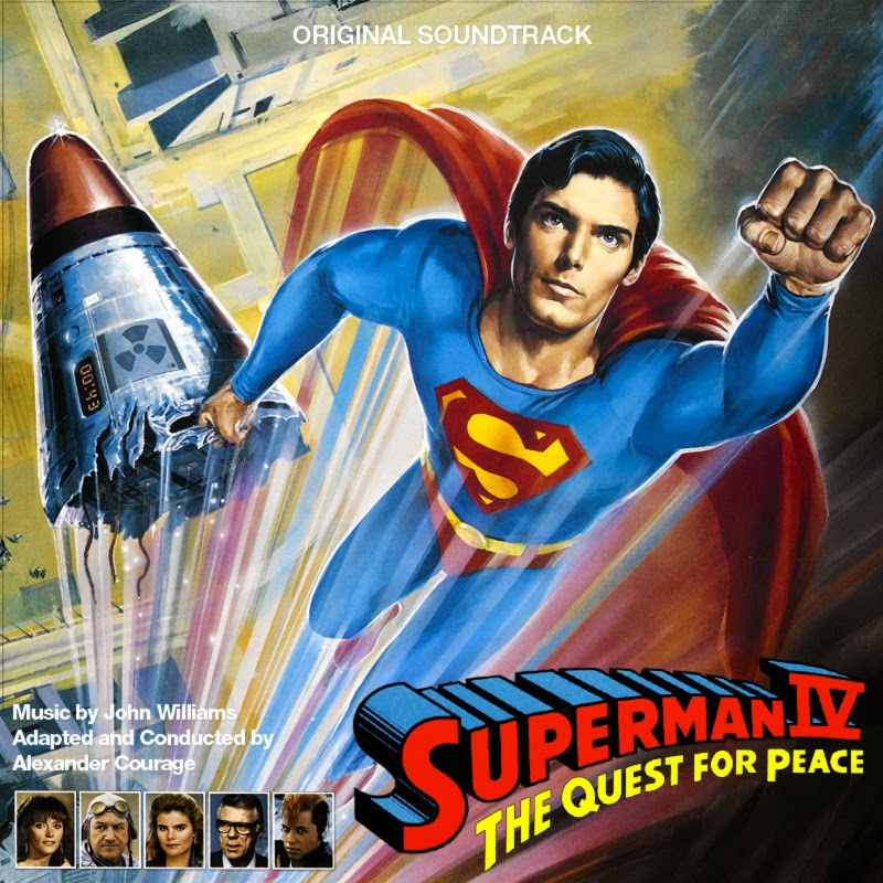 the quest for peace Buy superman 4 - the quest for peace (dvd) from amazon's movies store  everyday low prices and free delivery on eligible orders.