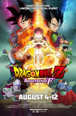 "sinopsis Dragon Ball Z: Resurrection ""F"" 2015"