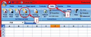 Excel Dengan Microsoft Query