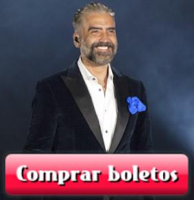 Boletos Alejandro Fernández