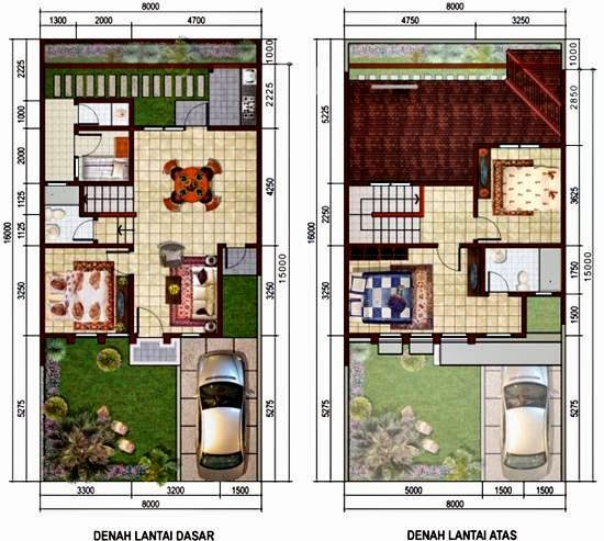 Home Art Design Minimalist House Design 2 Floor Plan 2015