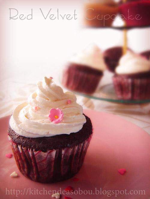 Resep RED VELVET CAKE (kuehnya Oprah)