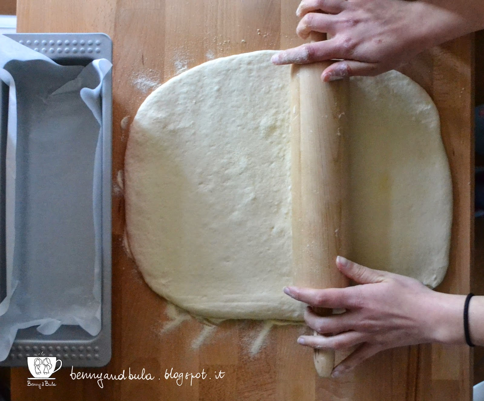 ricetta pan bauletto o pancarrè metodo milk rou o thang zong/ soft sandwich bread recipe