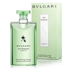 Bulgari, BVLGARI, Bulgari Eau Parfumee Au The Vert Shower Gel, Bulgari shower gel, Bulgari body wash, shower gel, body wash