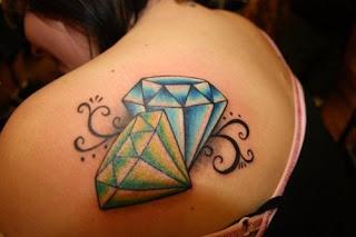 diamond+tattoos
