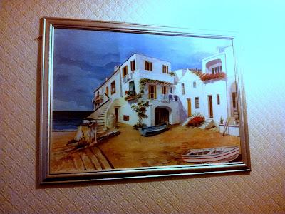 Ibiza painting