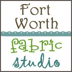 we love Ft Worth Fabrics!