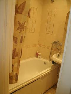 В ванной квартиры кафель фото