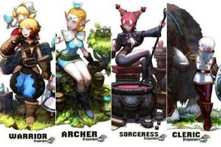 Dragon Nest Indonesia - Gemscool dragon nest