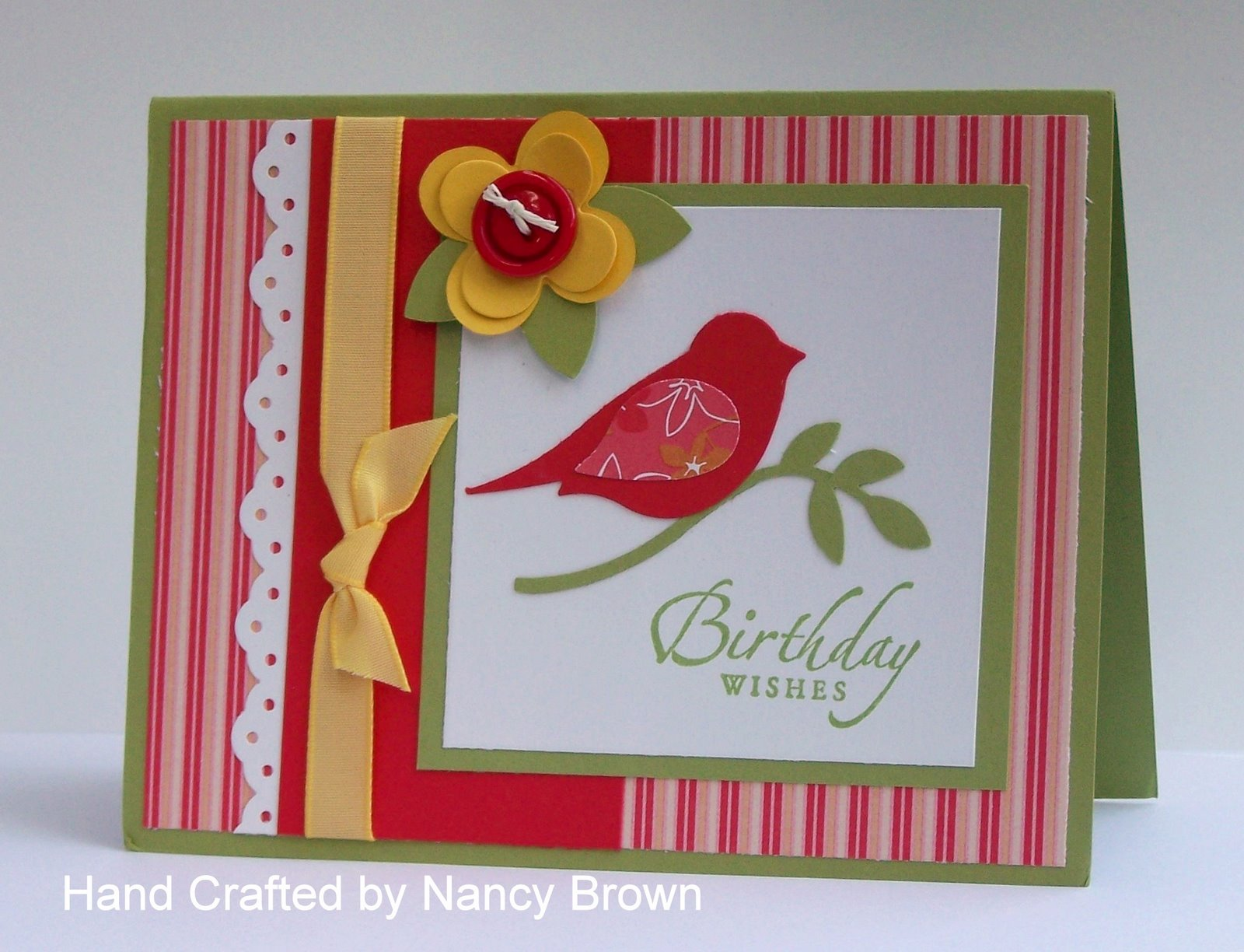 Julies stamping spot stampin up project ideas by julie davison birthday cards part 1 bookmarktalkfo Gallery