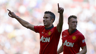 David Moyes Sees More To Come From Robin Van Persie