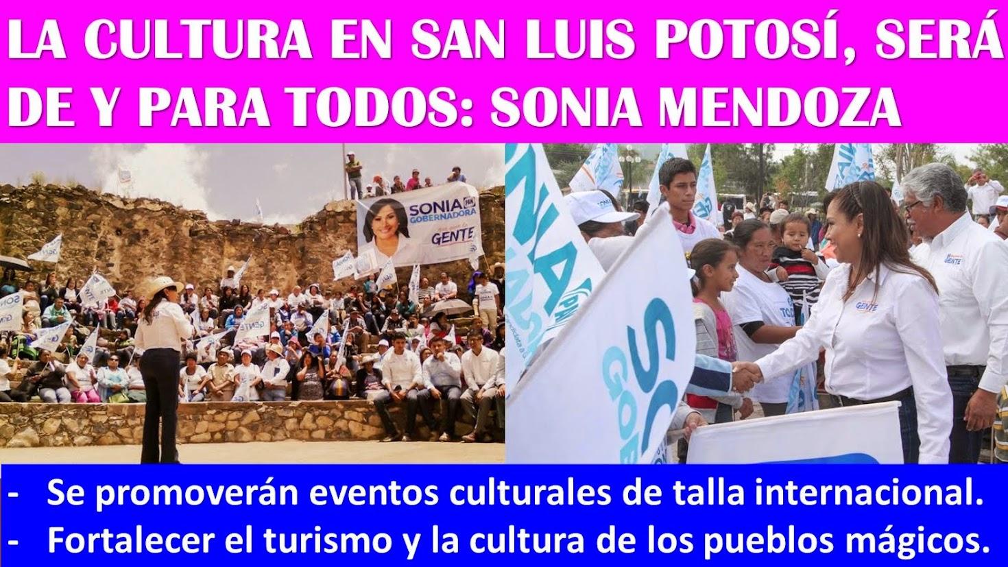 """SONIA MENDOZA: """"EL MEJOR DE LOS CAMINOS""""."""