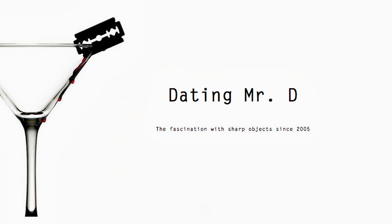 Dating mr d