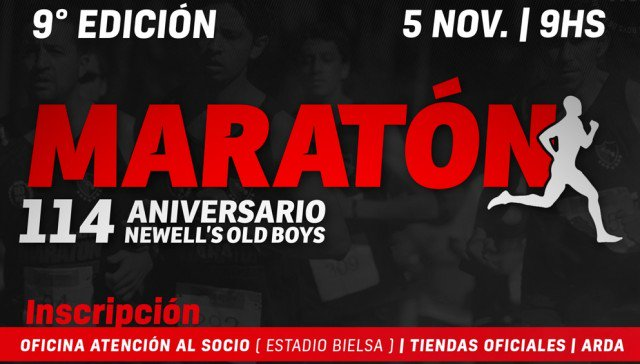 10K NEWELL'S OLD BOYS