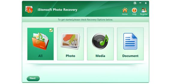 iStonsoft Photo Recovery