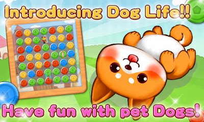 Cute Dog's Life 1.5.2 Game For Android Terbaru