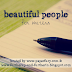 Beautiful People: 2016 Writerly Goals & Resolutions