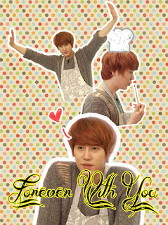 Forever With You Part 1 ff nc kyuhyun super junior