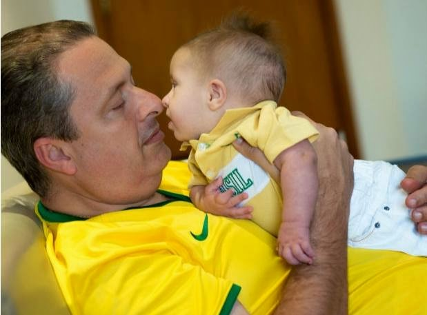 O candidato à Presidência da República Eduardo Campos morreu no acidente aéreo ocorrido em Santos, no litoral de São Paulo