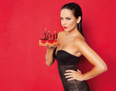 Cristina Pedroche portada del numero 100 de FHM