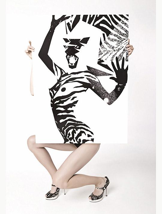 jasper goodall poster girl graphic design