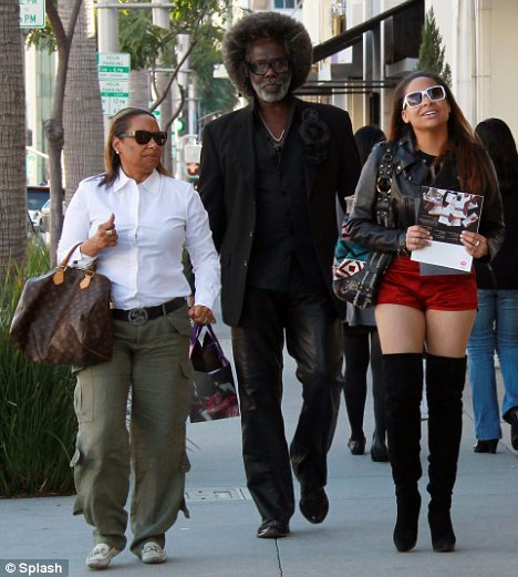 Raven Symone and Her Husband