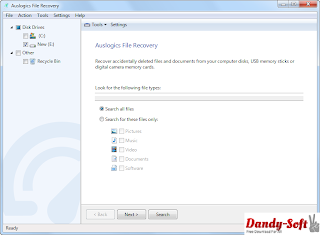 Auslogics File Recovery 4.4.0 Full Version
