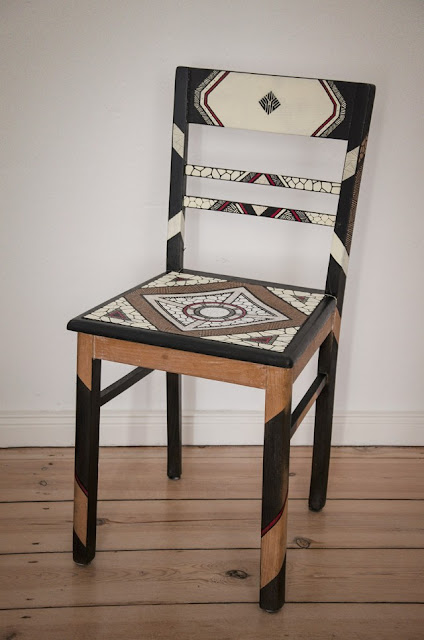 Painted Chair Artwork