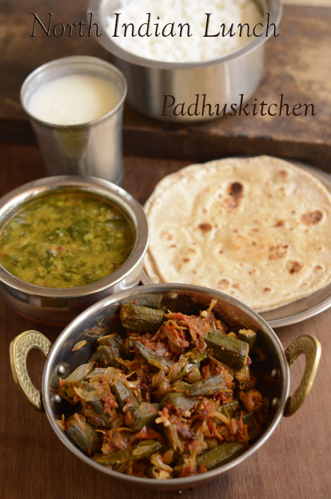 North indian lunch menu ideas simple north indian meals north indian lunch menu forumfinder Gallery
