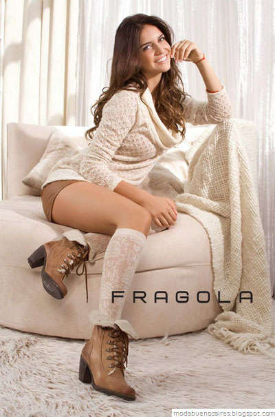 Fragola (Calzados Ferli) otoño invierno 2012. Blog de moda.