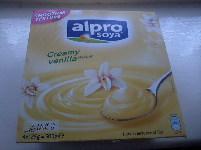Alpro Creamy Vanilla