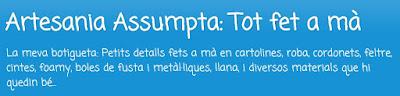 http://assumpta-artesania.blogspot.com/