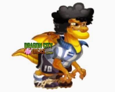 Dragão Pelusa ( Maradona )