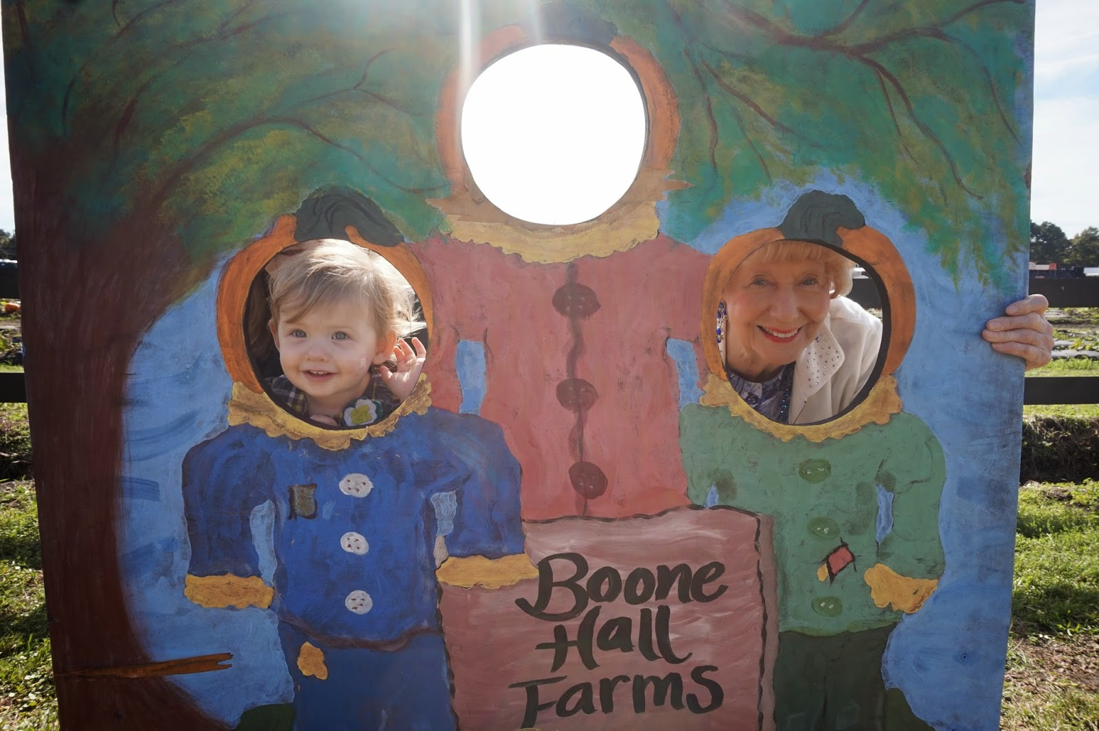 Charleston in the Fall | Boone Hall Farms Pumpkin Patch
