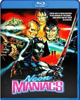 Neon Maniacs Blu-ray