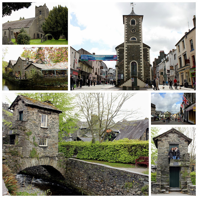 Lake District Towns