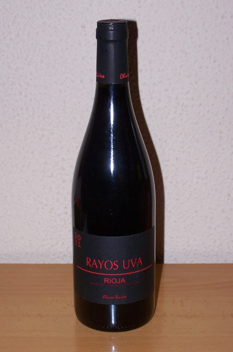 Rayos Uva 2012, D.o.c. Rioja