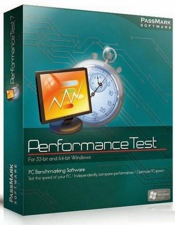 Passmark PerformanceTest 8.0 Build 1038