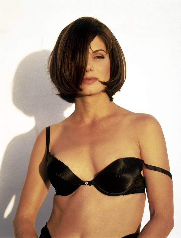 Sandra Bullock Hairstyle Trends Pictures Of Sandra